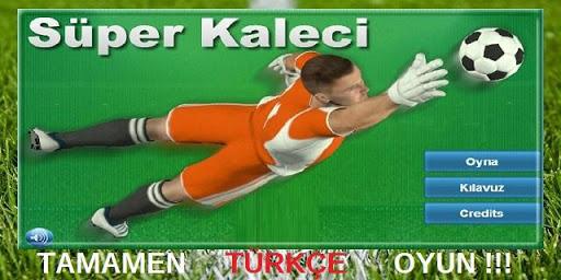 Futbol Super Kaleci