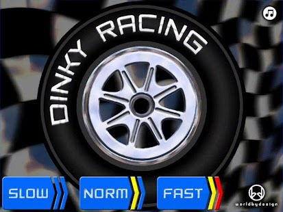 Dinky Racing- screenshot thumbnail