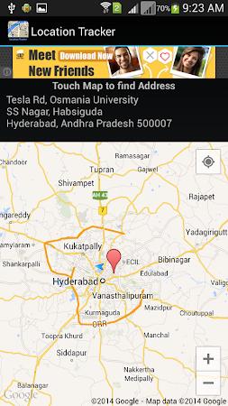 Mobile Location Tracker 3.3.0 screenshot 10161