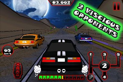 Street Drag 3D : Racing cars Screenshot 4