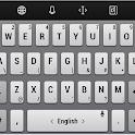Theme TouchPal Galaxy White icon