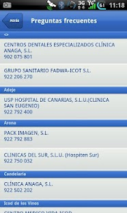 MAC Mutua Accidentes Canarias - screenshot thumbnail