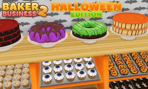 TRY Baker Business 2 Halloween