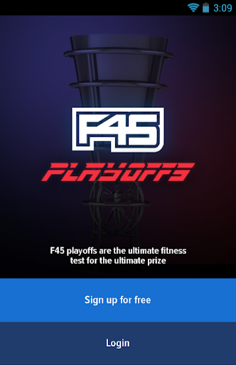F45 Playoffs