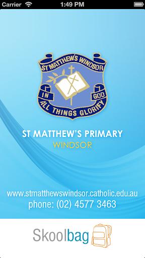 St Matthew's Primary Windsor