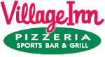Logo for The Village Inn Pizzeria Sports Bar and Grill