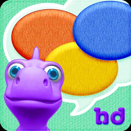 Colors with Dally Dino HD 教育 App LOGO-硬是要APP