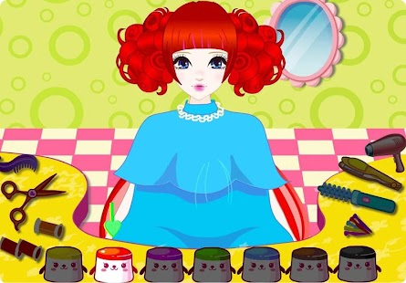 Sensational Hair Salon Games Hair Games Android Apps On Google Play Hairstyle Inspiration Daily Dogsangcom