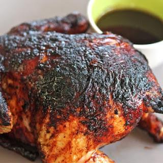 Soy-Glazed Roast Chicken
