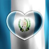 Love Guatemala Flag LWP
