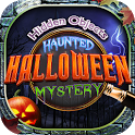 Hidden Object Halloween Haunted Mystery Objects icon