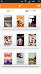 Rockstand: eBooks & eMagazines - screenshot thumbnail