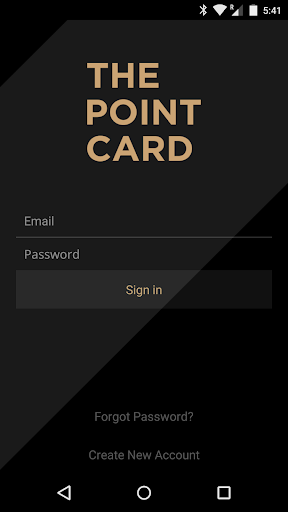 THE POINT CARD BUSINESS
