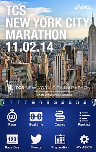 TCS NYC Marathon by ASICS