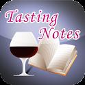 와인 테이스팅 노트(갤럭시탭 버전) logo