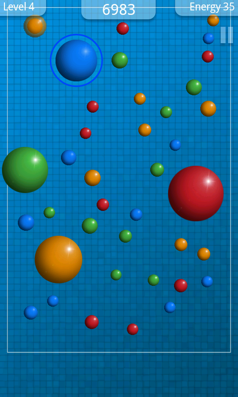 Bubbles - screenshot