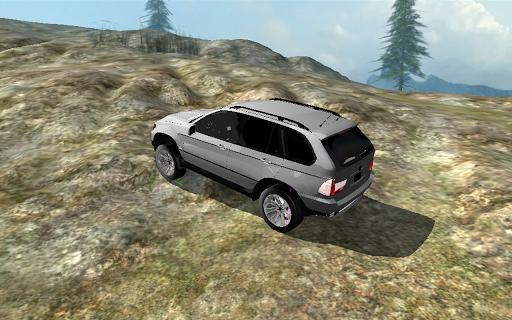 SUVs Off Road legend Simulator