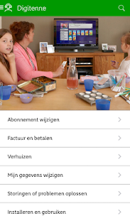 KPN Klantenservice- screenshot thumbnail