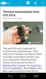 Smartwatch Fans - The App! - screenshot thumbnail
