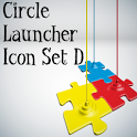 Icon Set D ADW/Circle Launcher icon