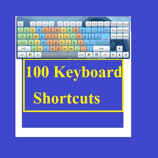 100 Keyboard Shortcuts