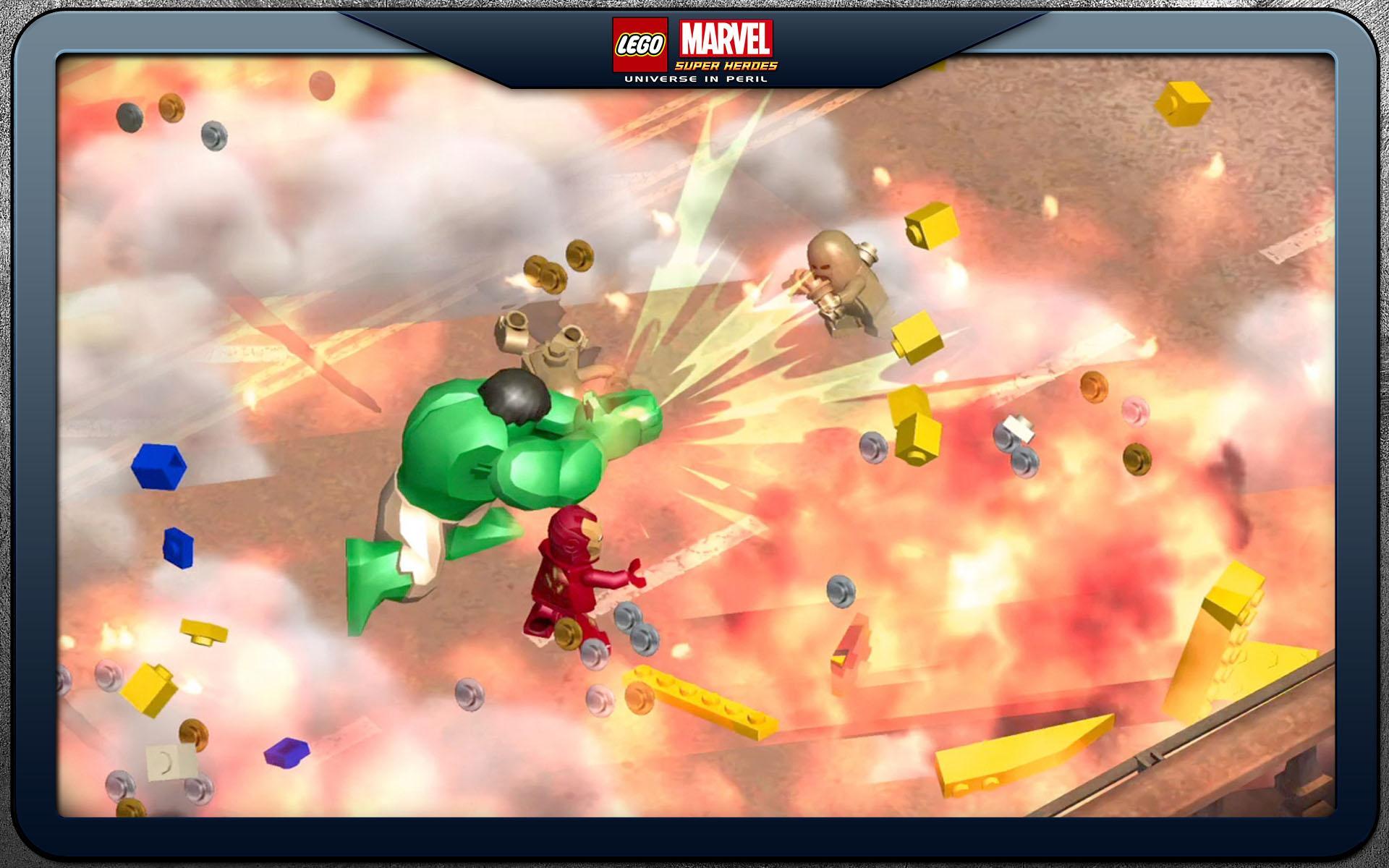 LEGO ® Marvel Super Heroes screenshot #17