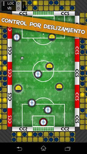 CCS15 Futbol Chapas