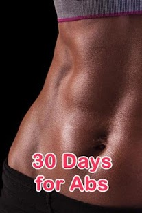 Ladies 30 Days Abs
