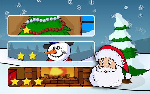 Santa Claus Christmas Games- screenshot thumbnail