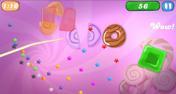 Candy Ninja - screenshot thumbnail
