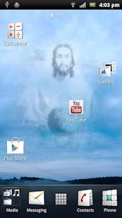 Jesus Live Wallpaper - screenshot thumbnail