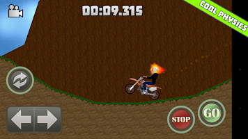 Screenshot of Dead Rider Premium