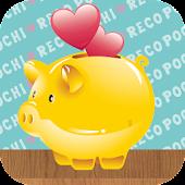 POCHIRECO,kawaii household app