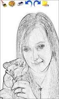 Screenshot of Sketch Me More