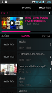 MAXtv To Go- screenshot thumbnail