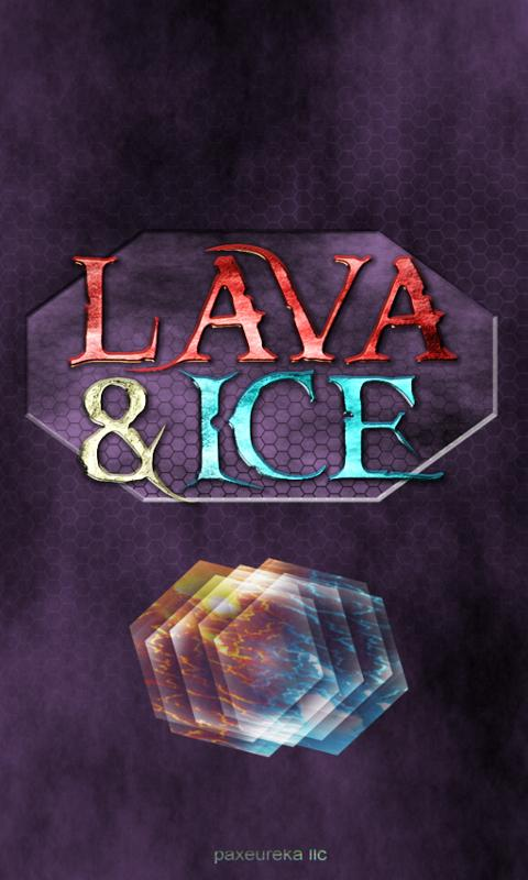 Lava and Ice - screenshot