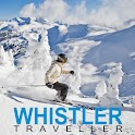 WHISTLER TRAVELLER logo