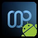 aMPdroid Pro logo
