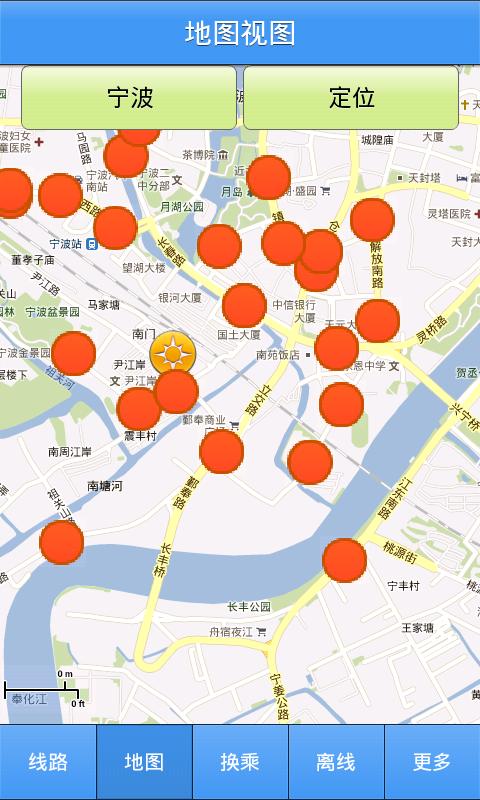 宁波公交实时版 - screenshot