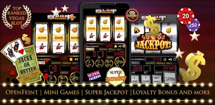 Slot Machine + apk