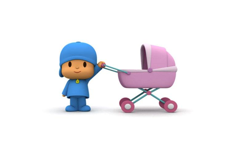 Pocoyo: Elly's Doll- screenshot
