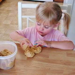 Peanut Butter Playdough Without Powdered Milk Recipes.