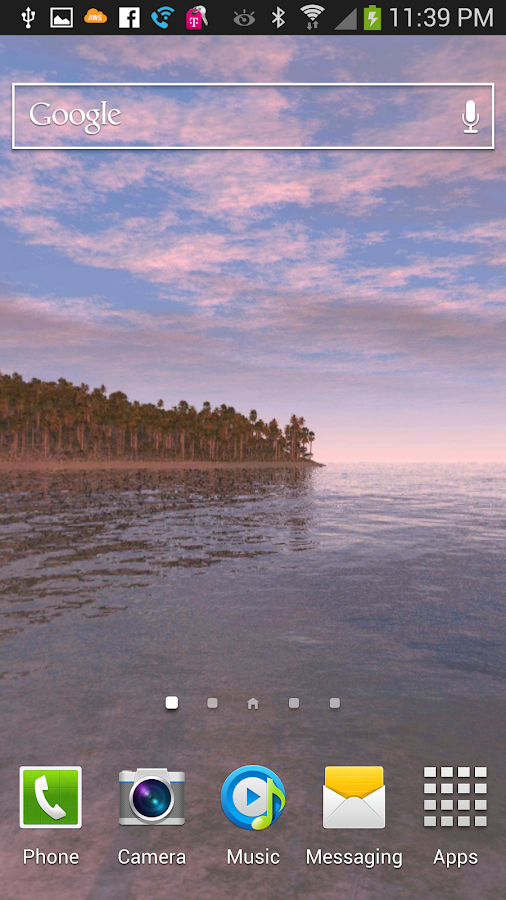 NightNDay Live Wallpaper- screenshot