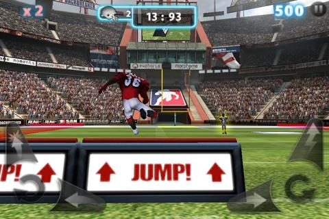 Backbreaker 2: vengeance android app review (video) youtube.