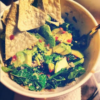 Mexican Quinoa Bowl.