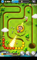Screenshot of Marble Blast Legend