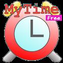 MyTime[Free] logo