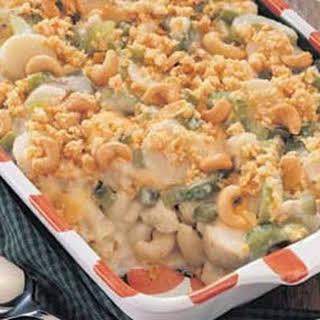 Cashew Chicken Casserole.