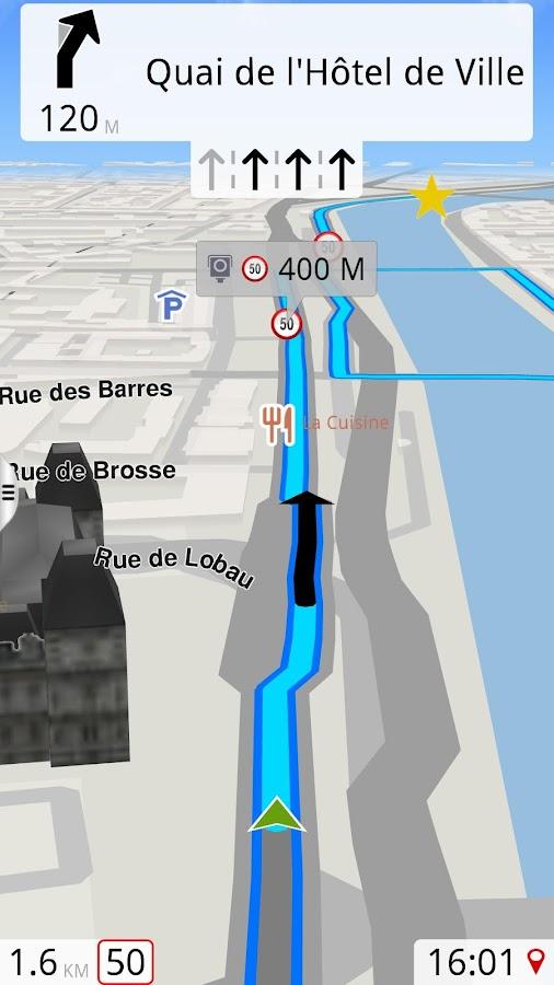 ROUTE 66 Navigate - screenshot