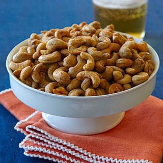 Cumin-Roasted Cashews.